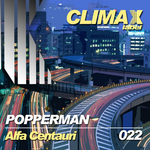 POPPERMAN - Alfa Centauri (Front Cover)