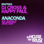 DJ CROSS & HAPPY PAUL - Anaconda (Front Cover)