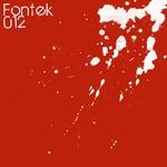 DE LORENZI, Manuel - Fontek012 (Front Cover)