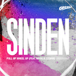 SINDEN feat NATALIE STORM - Pull Up Wheel Up (Front Cover)