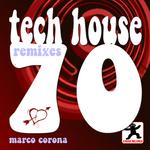 CORONA, Marco - Tech House '70 Vol 1 (remixes) (Front Cover)