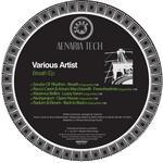 SENDER OF RHYTHM/ROCCO CARERI/ARTURO MACCHIAVELLI/MAXIMUS BELLINI/NESHPROJECT/RADUM/ELEVEN - Breath (Front Cover)