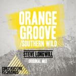 LONGWILL, Steve - Orange Groove (Front Cover)