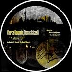 CALCATELLI, Thomas/MAURICE GIOVANNINI - Malani EP (Front Cover)