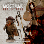 MICROTRAUMA - Reflection EP (Front Cover)