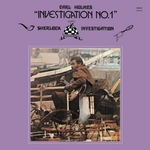 SHERLOCK HOLMES INVESTIGATION - Investigation No 1 (Front Cover)