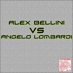 BELLINI, Alex/ANGELO LOMBARDI - Alex Bellini vs Angelo Lombardi (Front Cover)