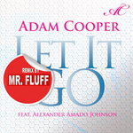 COOPER, Adam feat ALEXANDER AMADO JOHNSON - Let It Go (Front Cover)