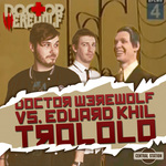 DOCTOR WEREWOLF - Trololo Man (Front Cover)