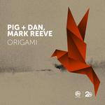 PIG & DAN/MARK REEVE - Origami (Front Cover)