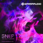 SNEP - The Violet Flame (Front Cover)
