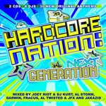 VARIOUS - Hardcore Nation: Next Generation (unmixed tracks) (Front Cover)