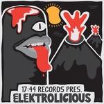 VARIOUS - 17:44 Records Pres Elektrolicious (Front Cover)