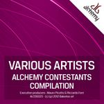 VARIOUS - Alchemy Contestants Compilation (Front Cover)