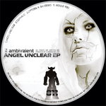 I1 AMBIVALENT - Angel Unclear EP (Front Cover)