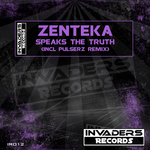 ZENTEKA - Speaks The Truth (Front Cover)
