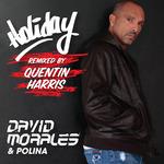 MORALES, David/POLINA - Holiday (Front Cover)