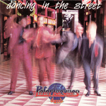 PETER JACQUES BAND - Dancing In The Street (Front Cover)