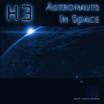 H 3 - Astronauts In Space (Front Cover)
