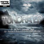 GREENLAW/SKLTN/JENNI POTTS/TORONTO IS BROKEN - Tundra EP (Front Cover)