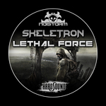 SKELETRON - Leth4l Force (Front Cover)