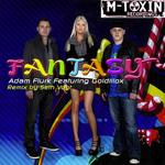 FLURK/GOLDILLOX/SETH VOGT - Fantasy (Front Cover)