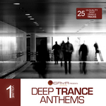 VARIOUS - Ligaya Presents Deep Trance Anthems Vol 1 (Front Cover)