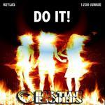 1200 JUNKIE/KEYLAS - Do It! (Front Cover)