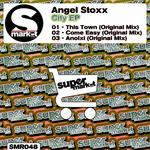 ANGEL STOXX - City EP (Front Cover)