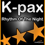 K PAX - Rhythm Of The Night (Front Cover)