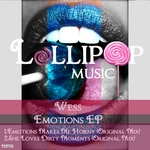 WESS - Emotions EP (Front Cover)