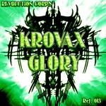KROVAX - Glory (Front Cover)