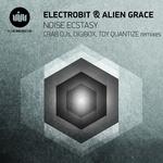 ELECTROBIT/ALIEN GRACE - Noise Ecstasy (Front Cover)