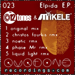 12 TONES/MIKELE - Elpida (Front Cover)