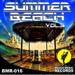 VARIOUS - Summer Beach Vol 3 (Front Cover)