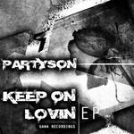 PARTYSON - Keep On Lovin (Front Cover)