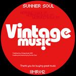 SUNNER SOUL - Morning Walk EP (Front Cover)