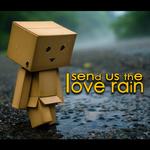MAFIA, Kris/DANNY ROMA vs MR B feat MAREK - Send Us The Love Rain (Front Cover)