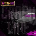SANCE, Alex - Crash EP (Front Cover)