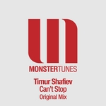 SHAFIEV, Timur - Can't Stop (Front Cover)