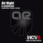 AIR NIGHT - Illumination (Front Cover)