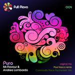 MR FLAVOUR/ANDREA LOMBARDO - Puro EP (Front Cover)