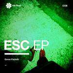 PAOLETTI, Goran - Esc EP (Front Cover)