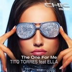 TORRES, Tito feat ELLA - The One For Me (Front Cover)