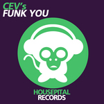 CEVS - Funk You (Front Cover)