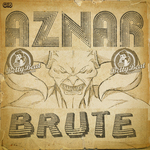 AZNAR - Brute (Front Cover)
