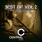 GANEZ THE TERRIBLE - Central Music Ltd: - Best Of Vol 2 (Front Cover)