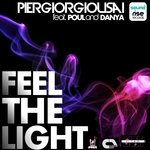 USAI, Pier Giorgio feat POUL DANYA - Feel The Light (Front Cover)