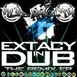 ROB PHILTH - Extacy In Dub - The Remix EP (Front Cover)