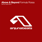 ABOVE & BEYOND - Formula Rossa (Front Cover)